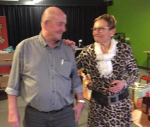 Dick van den Berg winnaar klaverjasmarathon 2020