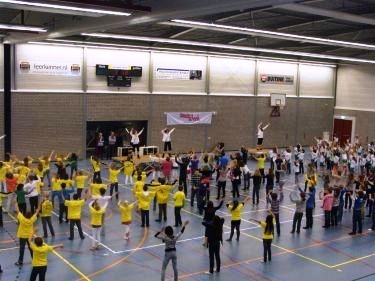 Nationale Sportweek  start 19 april