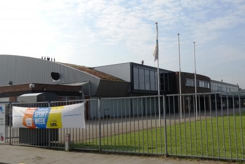 De Opening van de Nationale sportweek 2014 in de Zuiderlaan