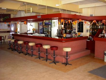 Bar V&K oud clubhuis