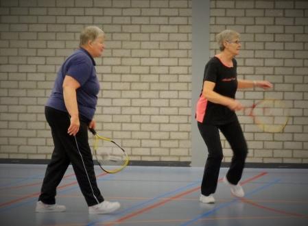 Iedere maandag en Vrijdag ochtend -Dynamic tennis ! Sportief en gezellig !