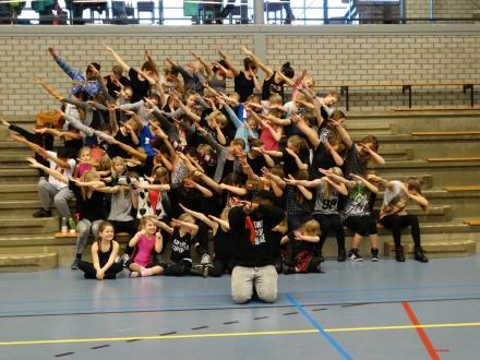 Workshops step- en afrodance